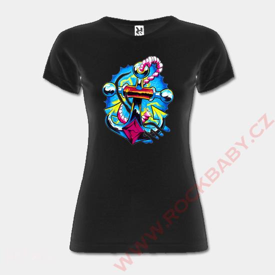 be9ac5c9cdb0 Dámské tričko - Kotva